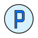 Parking service Icon
