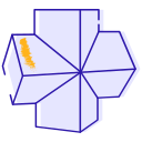 Gypsum body Icon
