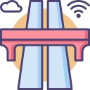 Smart Highway Icon