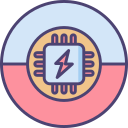 Virtual Circuit Icon