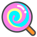Wave plate sugar Icon