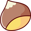 Chinese chestnut Icon