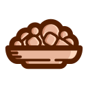 special stir-fried dish Icon