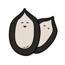 Watermelon seed Icon