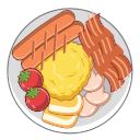 Big Breakfast Icon