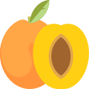 A mandarin orange Icon