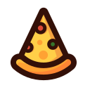 Gourmet pizza Icon