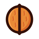 Gourmet walnut Icon