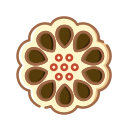 Jujube Flower crisp Icon