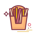 Assorted crisp Icon