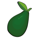 Avocado 1 Icon