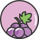Grape -01 Icon