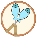 Roast fish Icon