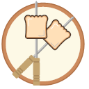 To toast bread Icon