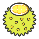 Durian - sweet and fresh Icon