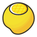 Mango - sweet and fresh Icon
