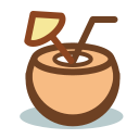 coconut-cocktail Icon