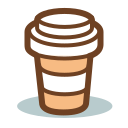 coffee-in-a-disposab Icon