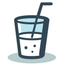 soda-in-a-glass Icon
