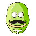 Broad bean Icon