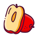 Red dates Icon