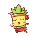 Dried fruit Hall Icon