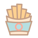 Food chips Icon
