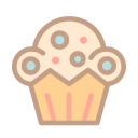 Food cupcakes Icon