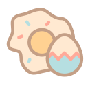 Food eggs Icon