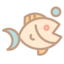 Food small fish Icon