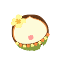 Macadamia nut Icon