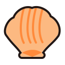 Scallop in Shell Icon