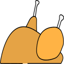 Roast Chiken Icon