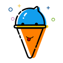 Ice cream MBE Icon