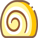 Chicken rolls Icon