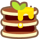 English Muffin Icon