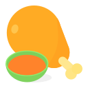 Drumsticks Icon