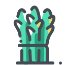 Green vegetables Icon