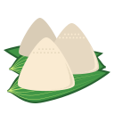 Three dumplings Icon