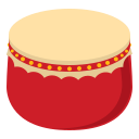 War drum Icon