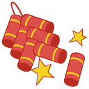firecrackers Icon
