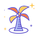 Coconut tree Icon