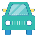 travel holiday vacat Icon