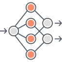 ARTIFICIAL NEURAL NETWORK Icon