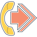 CALL FORWARDING Icon