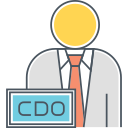 CHIEF DATA OFFICER Icon