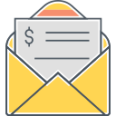 E-MAIL TRANSFER Icon