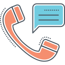 TALK  ON PHONE Icon