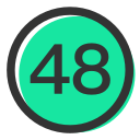 48 hours delivery Icon