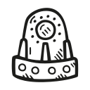 space-capsule Icon
